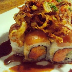Photo taken at Sushi Katsu by Annie G. on 11/26/2012