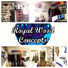 Photo taken at Royal Wood Concepts by Pedro on 2/5/2013