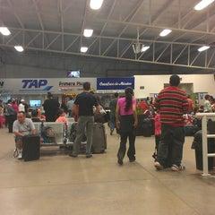 Photo taken at Terminal de Autobuses Nuevo Milenio de Zapopan by Ismael V. on 7/20/2013