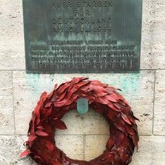 Photo taken at German Resistance Memorial Center by Mietzekotze on 2/6/2016