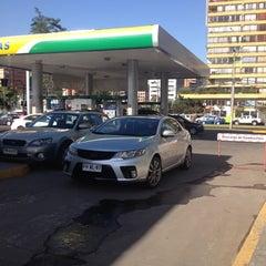 Photo taken at Petrobras by Daniel on 12/14/2012