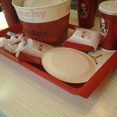 Photo taken at KFC by Emin D. on 4/17/2013
