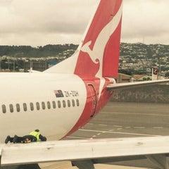 Photo taken at Qantas Club Lounge by Bryn P. on 11/28/2014