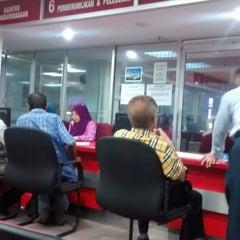 Photo taken at Pejabat Tanah & Galian, Wilayah Persekutuan by Abe V. on 8/27/2014