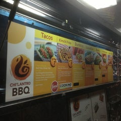 Photo taken at Chilantro BBQ by Shawn C. on 3/10/2013