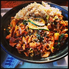 Photo taken at YC'S Mongolian Grill by Bryan P. on 8/1/2013