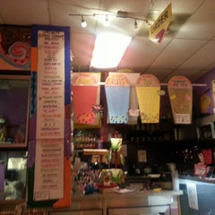 Photo taken at The International Boba House & Internet Cafe by Tre G. on 2/18/2013