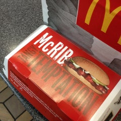Photo taken at McDonald's by Luna on 1/20/2013