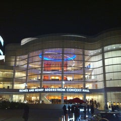 Photo taken at Segerstrom Center for the Arts by Mostafa on 2/10/2013