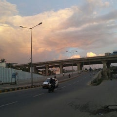 Photo taken at Nayandahalli by Jayanth G. on 9/15/2013