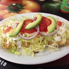 Photo taken at Tortas Don Beto by Gabriela on 8/13/2014