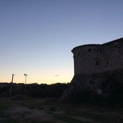 Photo taken at Castillo de Chinchón by Luz C. on 11/5/2014