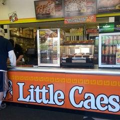 Photo taken at Little Caesars Pizza by Steve S. on 5/23/2013