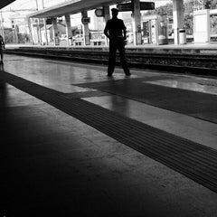 Photo taken at Stazione Rovigo by Elia V. on 7/27/2013