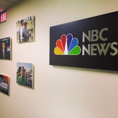 Photo taken at NBC News Washington Bureau by Laarni Rosca Dacanay on 5/14/2015
