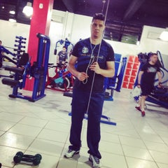 Photo taken at FitFlex Academias by Oséas A. on 10/5/2014