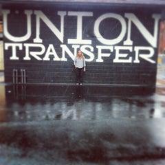 Photo taken at Union Transfer by Jeremy D. on 5/24/2013