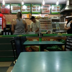 Photo taken at Subway by Thiago F. on 11/3/2012