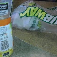 Photo taken at Subway by Jawz R. on 11/2/2012