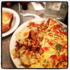 Photo taken at Ritter's Diner by Marla A. on 5/18/2013