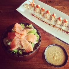 Photo taken at Kiyadon Sushi by Siska Felicia on 12/29/2013
