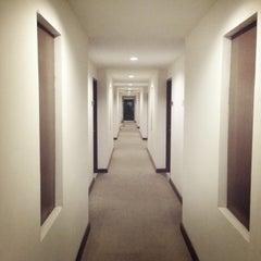 Photo taken at Hotel Griptha by Siska Felicia on 4/17/2013