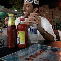 Photo taken at Al Karawan Restaurant by Said A. on 4/18/2014