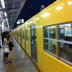 Photo taken at 西武新宿駅 (Seibu-Shinjuku Sta.) (SS01) by Hiroki K. on 10/10/2012