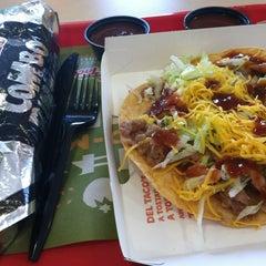 Photo taken at Del Taco by Erik S. on 9/10/2013