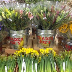 Photo taken at Trader Joe's by Tracie on 4/4/2013