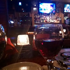 Photo taken at Saska's Steaks and Seafood by George S. on 4/19/2014