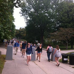 Photo taken at University of Rhode Island by Ariel D. on 9/12/2013