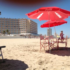 Photo taken at Entremares Hotel Cartagena (Spain) by Antonio d. on 8/9/2013