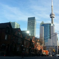Photo taken at Toronto by Nati O. on 4/17/2013