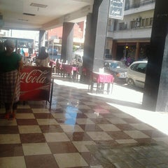 Photo taken at Station Marché Central by Omar M. on 8/15/2013