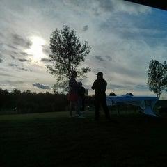Photo taken at Golf de la Faune by Nicolas R. on 9/5/2013
