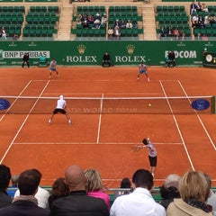 Photo taken at Monte-Carlo Country Club by Stefano G. on 4/19/2015