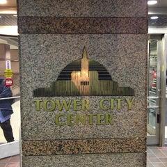 Photo taken at RTA Tower City - Public Square Rapid Station by Arnaldo J. on 6/3/2013