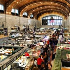 Photo taken at West Side Market by Arnaldo J. on 4/20/2013
