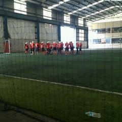 Photo taken at Liga Euro Monterrey by Estrella C. on 5/12/2013