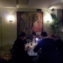 Photo taken at La Gazzetta by Aymeric V. on 11/10/2012