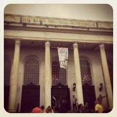 Photo taken at The Klein Memorial Auditorium by Vivianna on 7/13/2013