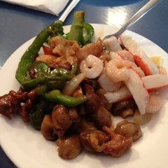 Photo taken at New Star Chinese Buffet by Chris on 1/16/2013