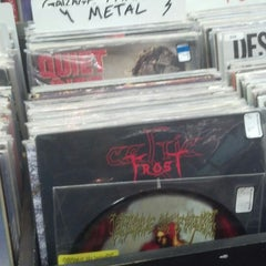 Photo taken at The Record Exchange by Tommy C. on 2/26/2013