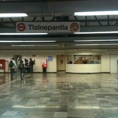 Photo taken at Tren Suburbano Tlalnepantla by Hector on 10/11/2012