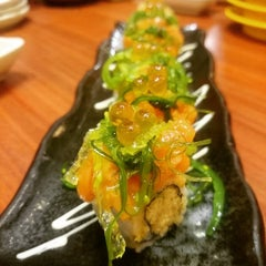 Photo taken at Sushi Tei by M L. on 8/31/2015