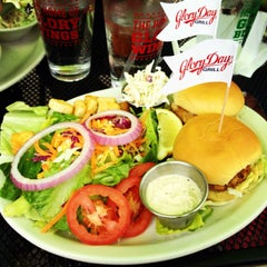Photo taken at Glory Days Grill by Jess N. on 5/23/2013