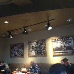 Photo taken at Starbucks by Javier V. on 12/30/2012
