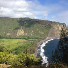 Photo taken at Waipiʻo Valley by Joel on 6/24/2013