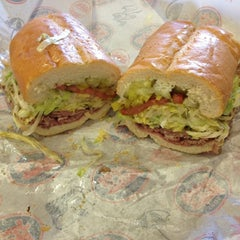 Photo taken at Jersey Mike's Subs by Shaun L. on 11/2/2012